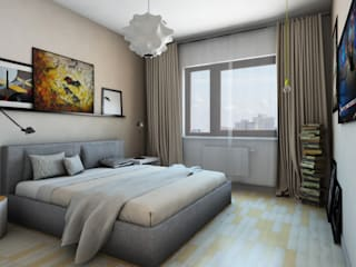 Bedroom by Pracownia Projektowa Pe2