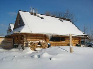 dom na Chełmie _ 1 PRACOWNIA ARCHITEKTONICZNA BARTLOMIEJ K. SITARSKI