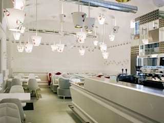 ORLANDO DI CASTELLO:  Gastronomie von architektur denis kosutic