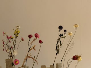 FLOWER TOWER:   von Barbara Brouwers
