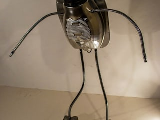 Lampes figuratives BycZyk ArtSculptures