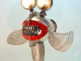 Lampes figuratives par BycZyk Éclectique