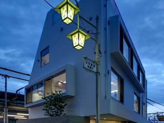仲摩邦彦建築設計事務所 / Nakama Kunihiko Architects Будинки