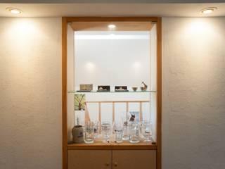 篠田 望デザイン一級建築士事務所 客廳書櫃