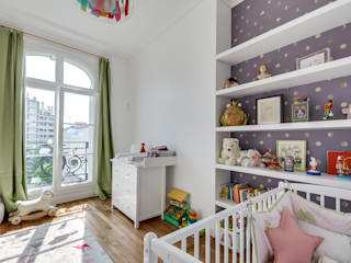Modern nursery/kids room by ATELIER FB Modern