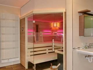 Mass-Sauna Moderner Spa von Saunabau-Passau Modern