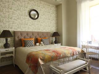 Спальня для девушки от I-projectdesign Классический