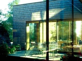 Haus H:  Terrasse von becker architekten