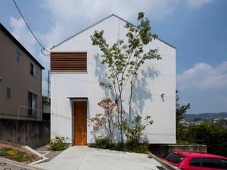 生駒の家 House in Ikoma モダンな 家 の arbol モダン