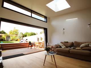 Projet de Rénovation et d'Extension - RENNES - FRANCE par Franck LABBAY Architecte Moderne