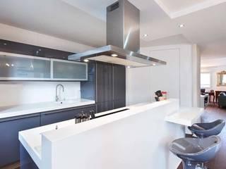 Duplex Clichy La Garenne: Cuisine de style  par a-sh