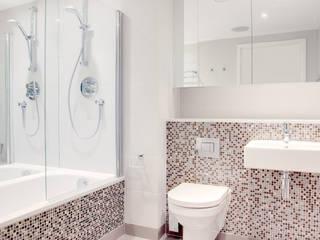 Canary Wharf Interior Design Primrose Interiors Kamar Mandi Modern