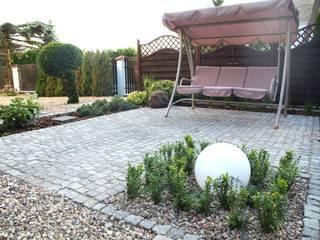 Patio Klasyczny ogród od Green Decor Klasyczny