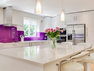 A modern Sussex kitchen Forest Eyes Photography Cocinas de estilo moderno