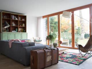 Salon de style  par Boks architectuur