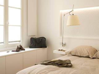 ATELIER FB Modern style bedroom