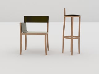 Hiller Objektmöbel GmbH Dining roomChairs & benches