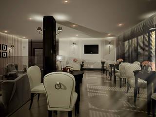 Hotel Cesenatico: Hotel in stile  di fluidea3d
