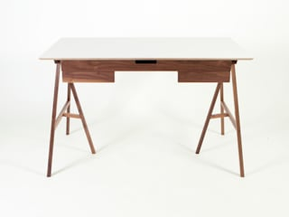 PLAN DESK JAMES TATTERSALL StudioScrivanie
