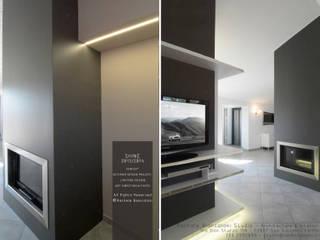SHINE Rachele Biancalani Studio Pareti & Pavimenti in stile moderno