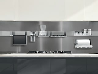 Magnetika Kitchen od Ronda Design Minimalistyczny