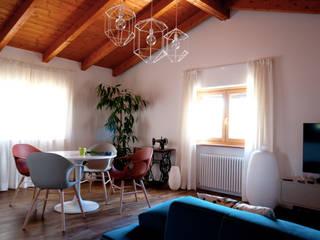 Casa Perla Perla Arredamenti Soggiorno moderno
