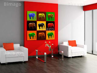 BIMAGO Living roomAccessories & decoration