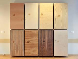 Kast MEC is ontworpen en gemaakt door Songs from the wood, de samenwerking tussen Berry van Gerwen en Marlies van Geenen Moderne evenementenlocaties van Marlies van Geenen, Meubelwerkplaats Modern