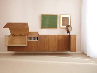 Dressoir Moderne eetkamers van Marlies van Geenen, Meubelwerkplaats Modern