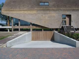 Woning te Gytsjerk:  Huizen door Dorenbos Architekten bv