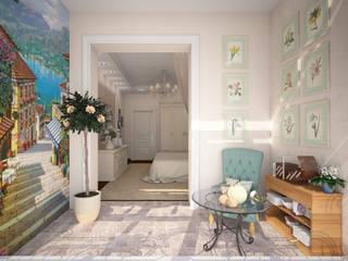Гурьянова Наталья Balcones y terrazas de estilo mediterráneo