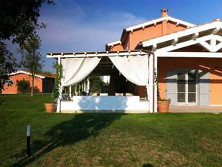 Rumah Gaya Mediteran Oleh Studio Bugna Mediteran