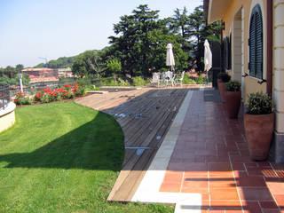 Stefania Lorenzini garden designer Modern Garden