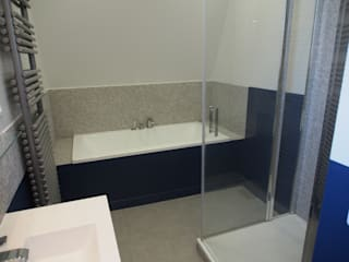 agence MGA architecte DPLG Modern Bathroom