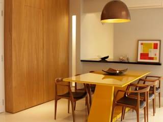 Dining room by ALME ARQUITETURA, Modern