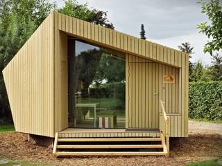 Houses by Kristel Hermans Architectuur, Modern