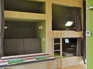 Bedroom by Kristel Hermans Architectuur, Modern