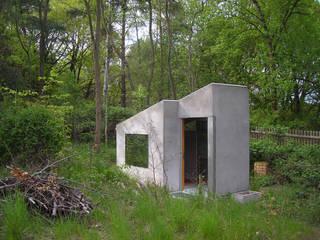reduce reuse recycle Minimalistische Häuser von studio raumvielfalt Minimalistisch