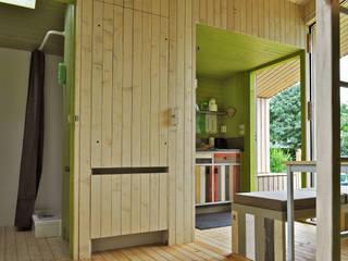 Kitchen by Kristel Hermans Architectuur, Modern