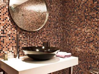 trend group 現代浴室設計點子、靈感&圖片 磁磚