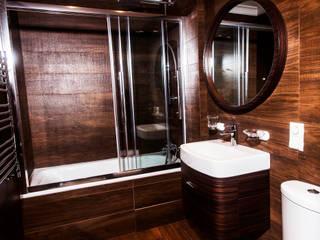 Modern style bathrooms by Prosperity Modern