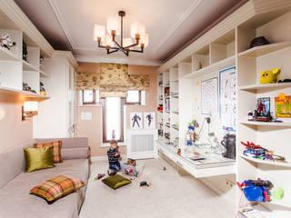 Москва, Весковский переулок Детские комната в эклектичном стиле от Prosperity Эклектичный
