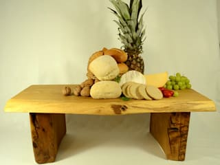 Display Shelf von Something Wood Rustikal