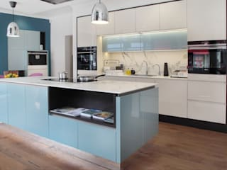 in-toto Marlow Kitchens Design Studio Cuisine moderne par in-toto Kitchens Design Studio Marlow Moderne