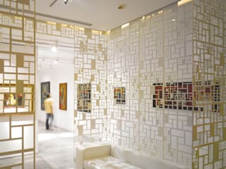 Delhi Art Gallery, New Delhi. India Modern offices & stores by Morphogenesis Modern