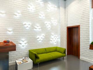 Minimalist offices & stores by ELIZABETH STUDIO DESIGN Minimalist
