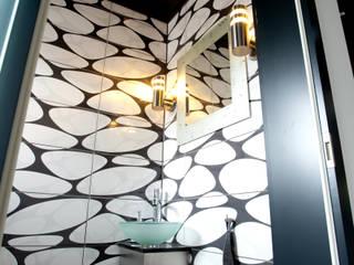 Spanndecken in allen Räumlichkeiten:  Badezimmer von Dieter Baudekoration GmbH