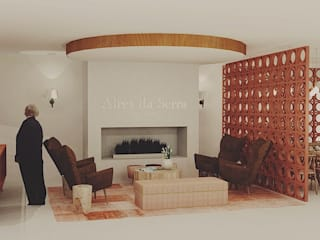 โรงแรม โดย Santiago   Interior Design Studio , ผสมผสาน
