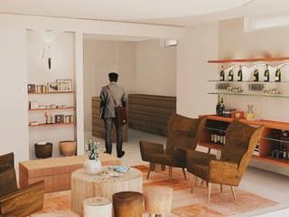 โรงแรม โดย Santiago   Interior Design Studio , คลาสสิค