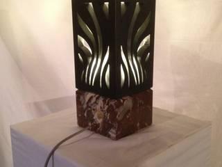 Luminaire éco-design: La Vanda par A.Etienne SPRL Moderne